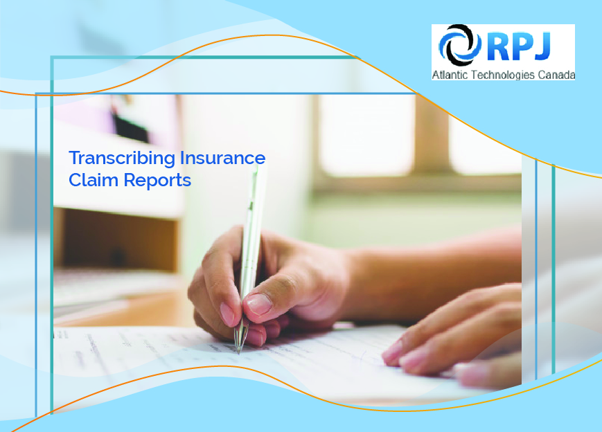 RPJ Technologies- Know More About Medical Transcription